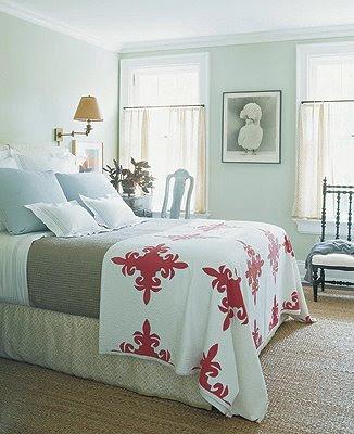 Lumax Pale+green+bedroom