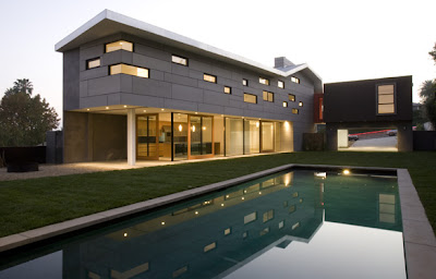 The modern geometric home - luxury home, interior design, luxury home design, modern house design