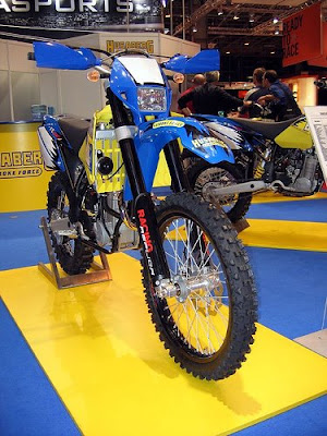 Husaberg FE 650, Husaberg, supermoto, motorcycle