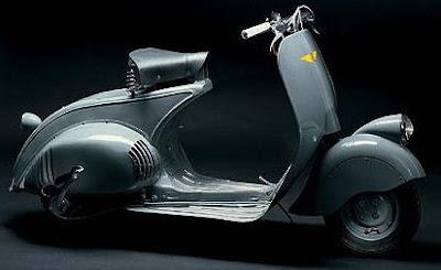 Piaggio MP6, classic motorcycle, scooter, Piaggio