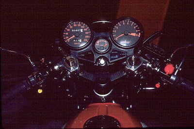 Honda CBX 550F, honda, classic motorcycle