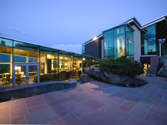 All architectural designing for Luxury glass homes