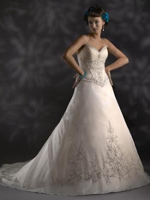 Jacquelin Bridals wedding dresses, wedding gown