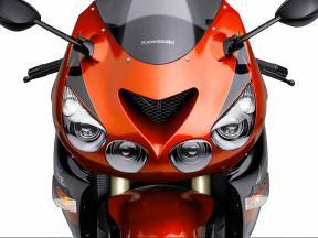 Kawasaki Ninja ZX 14, sportbike