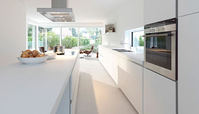 Elegant Kitchen Concept  by Bulthaup