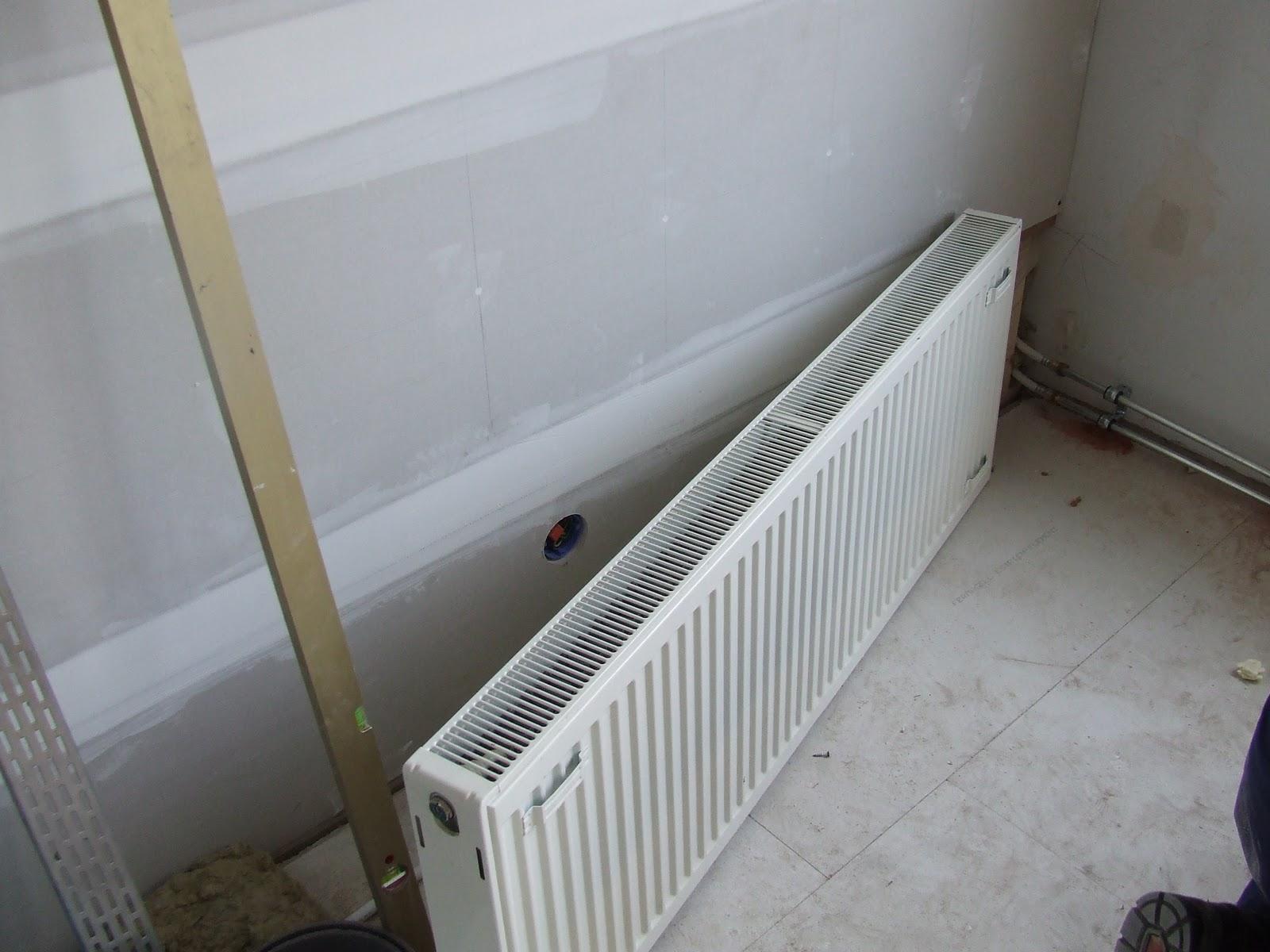 Ziep25: De radiator in de slaapkamer boven