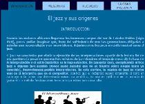 CAZA DEL TESORO: EL JAZZ