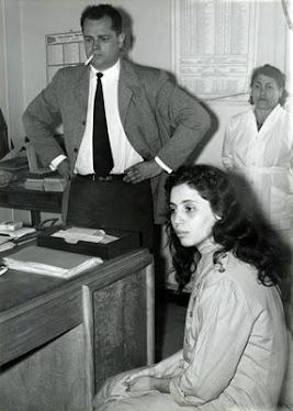 وجميلة بوحيرد - المناضلة الجزائرية العظيمة التى طالما أحببت وطنيتها من كل قلبى