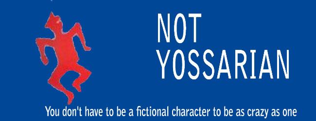 Not Yossarian