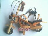 Harley miniatur