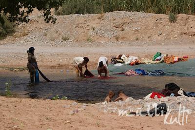 Maroko, pranie