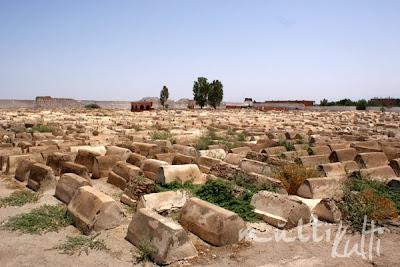 Marakesz cmentarz żydowski