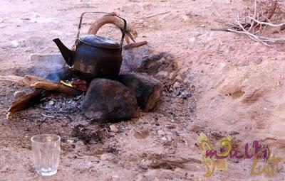 beduinska herbata