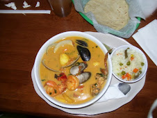 sopa de mariscos