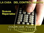 LA CASA DEL CONTROL REMOTO