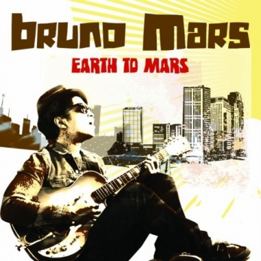Capa Bruno Mars   Earth To Mars | músicas