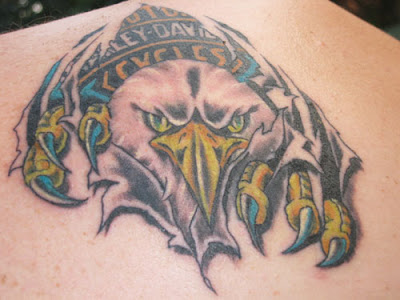 Tattoos - The Good, The Bad, and The Just Plain Tacky - GreekChat.com Forums No Regrets Tattoo!