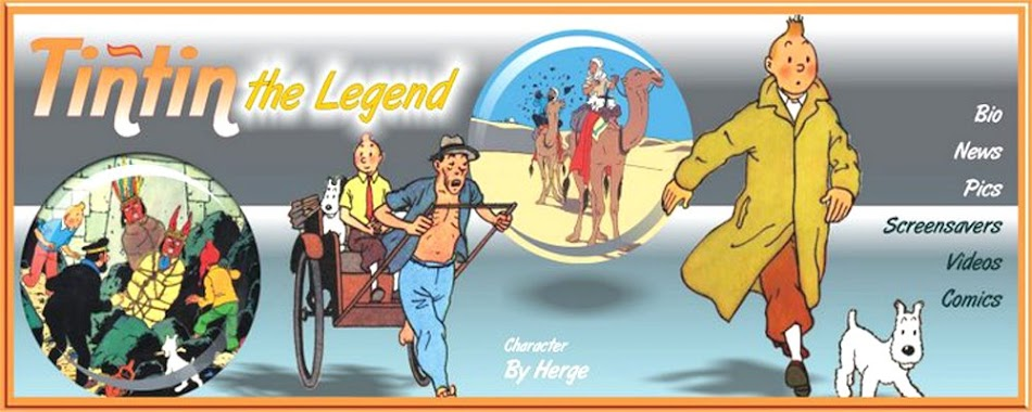 Tintin the Legend