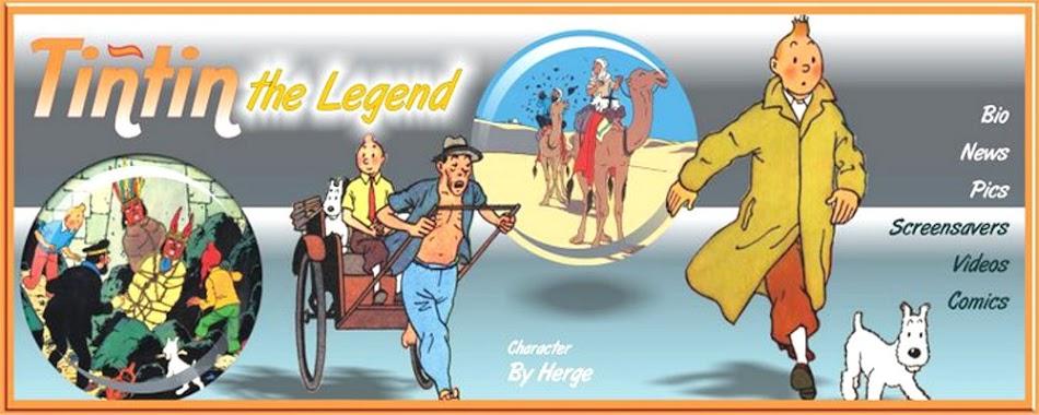 Tintin the Legend