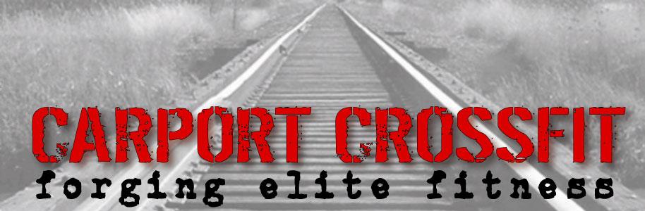 Carport CrossFit