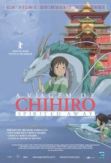 Baixar Filme A Viagem de Chihiro Dublado