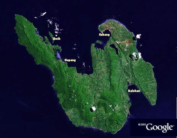 Wisata Pulau Sabang