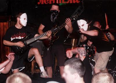 Закрывали Hatecore фестиваль ребята из группы Death Penalty, презентовавшие свой альбом Новый Мир