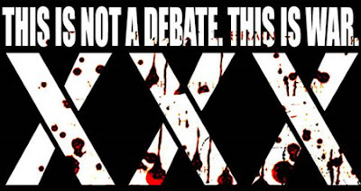 Straight Edge - This is not debate this is war