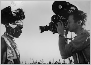 Albert Maysles filma Safari Ya Gari. 1961. c. www.mayslesfilms.com