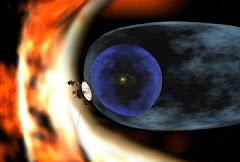 El Voyager nos muestra nuestro Sistema Solar