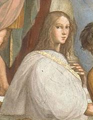 Hypatia de Alejandría es la primera mujer matemática y científica de la historia.