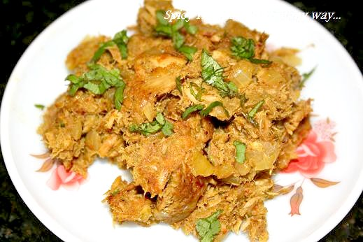 Fish fry canned tuna smitha 39 s spicy flavors cooking for How to cook tuna fish