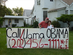 Llama Obama--Call him up!