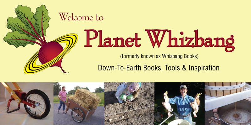 Welcome To Planet Whizbang