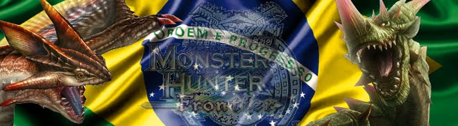 Monster Hunter Frontier Brasil [OFICIAL]