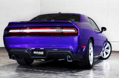 2009 SMS 570 Dodge Challenger