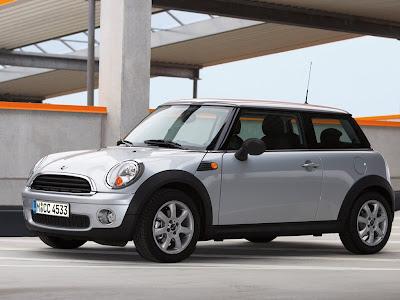 2008 Mini One