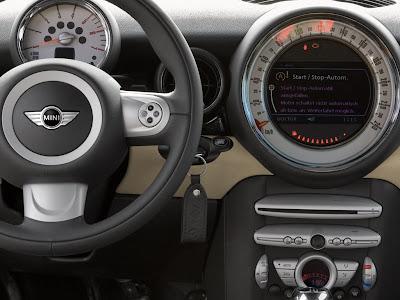 2008 Mini Cooper D Interior