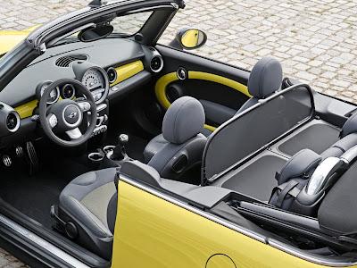 2009 Mini Cooper S Cabrio Interior