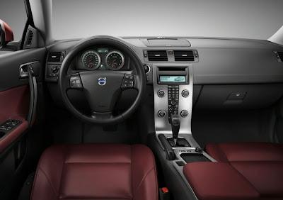 2010 Volvo C70 Interior