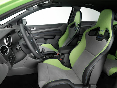 2009 Ford Focus RS Interior