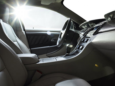 2010 Ford Taurus Interior