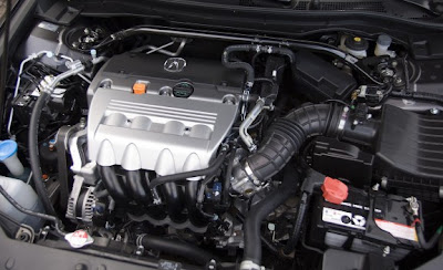 2010 Acura TSX V6 engine
