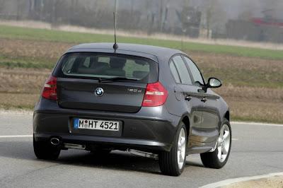2009 BMW 120d Manual