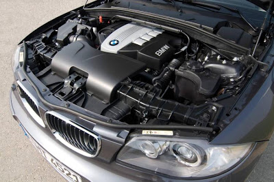 2009 BMW 120d Manual Engine