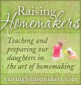 Raising Homemakers!