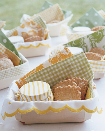 Pretty Little Things In The Details Food Inspired Favors