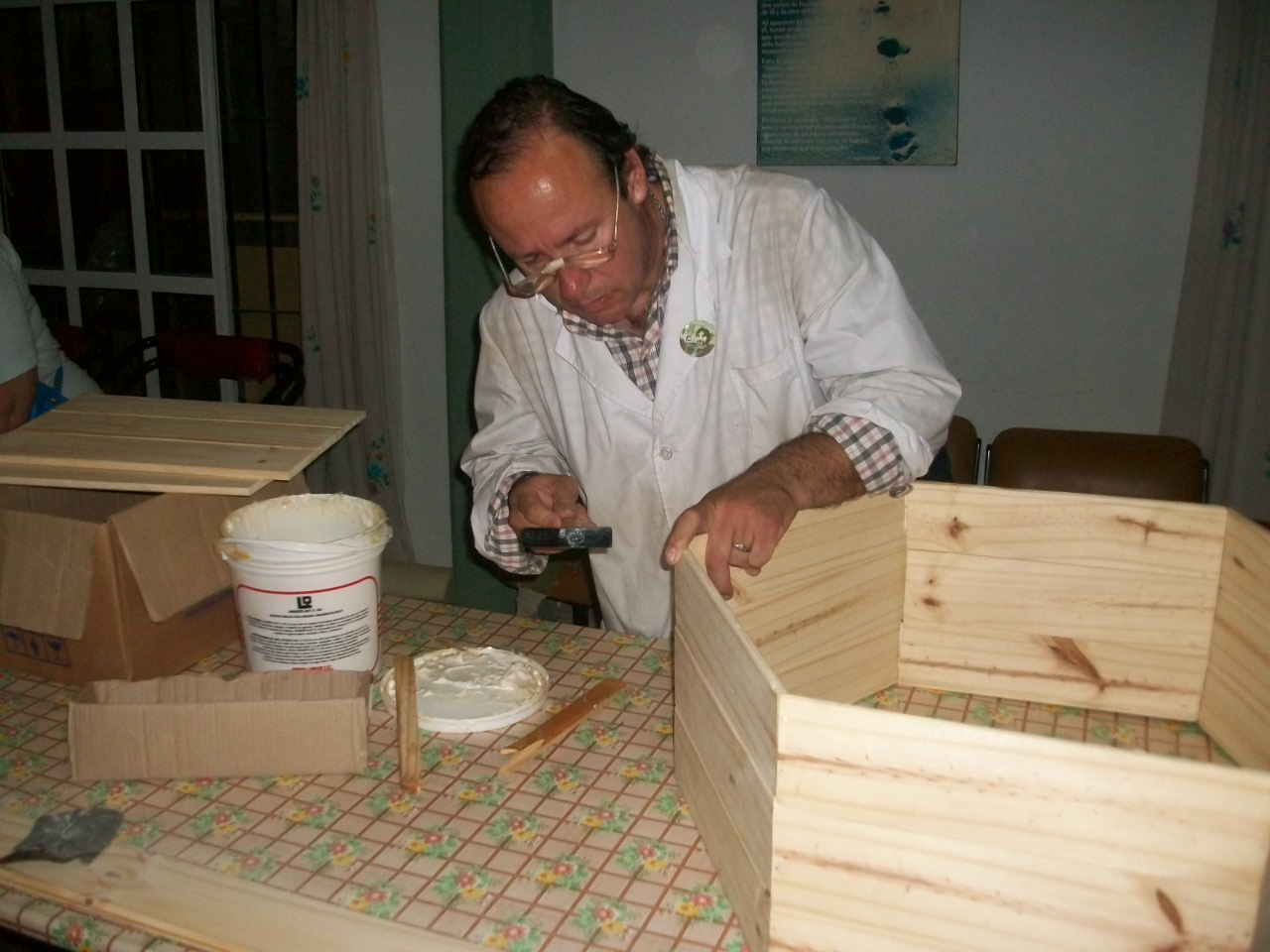 Curso carpinteria oficina de empleo san lorenzo for Oficina de empleo cursos
