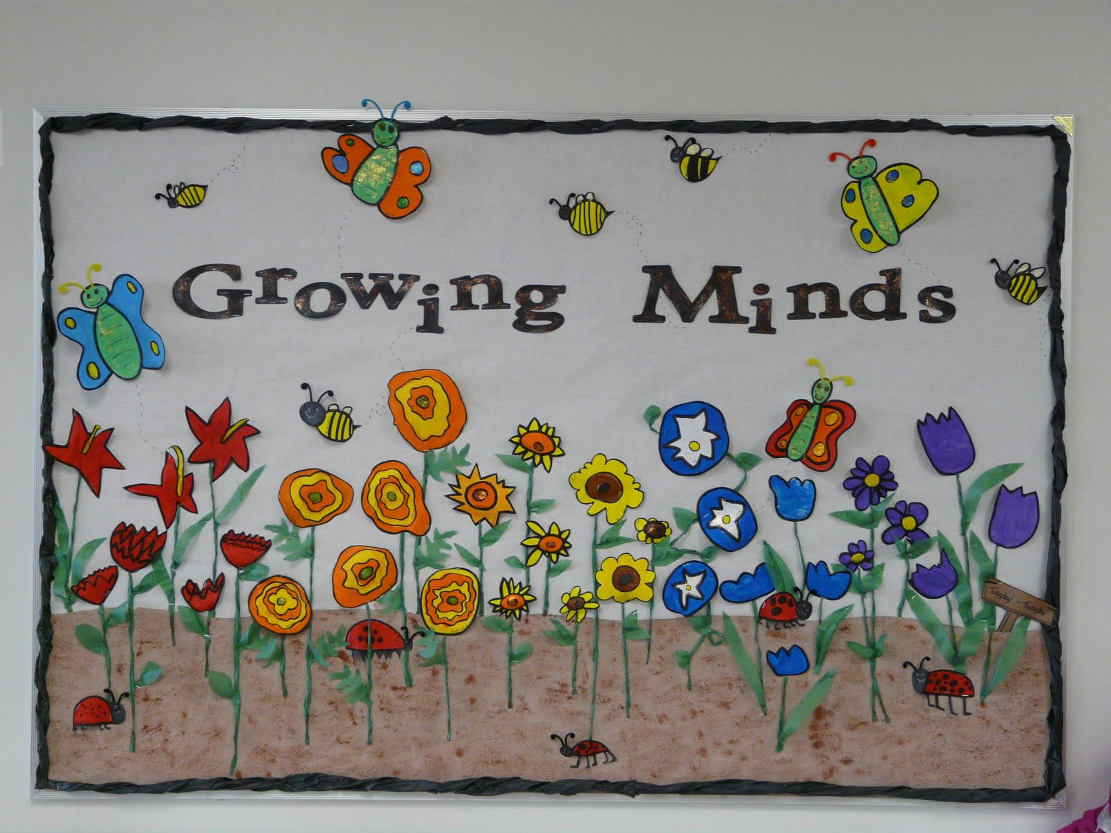 Bulletin Board Ideas: Spring 2010