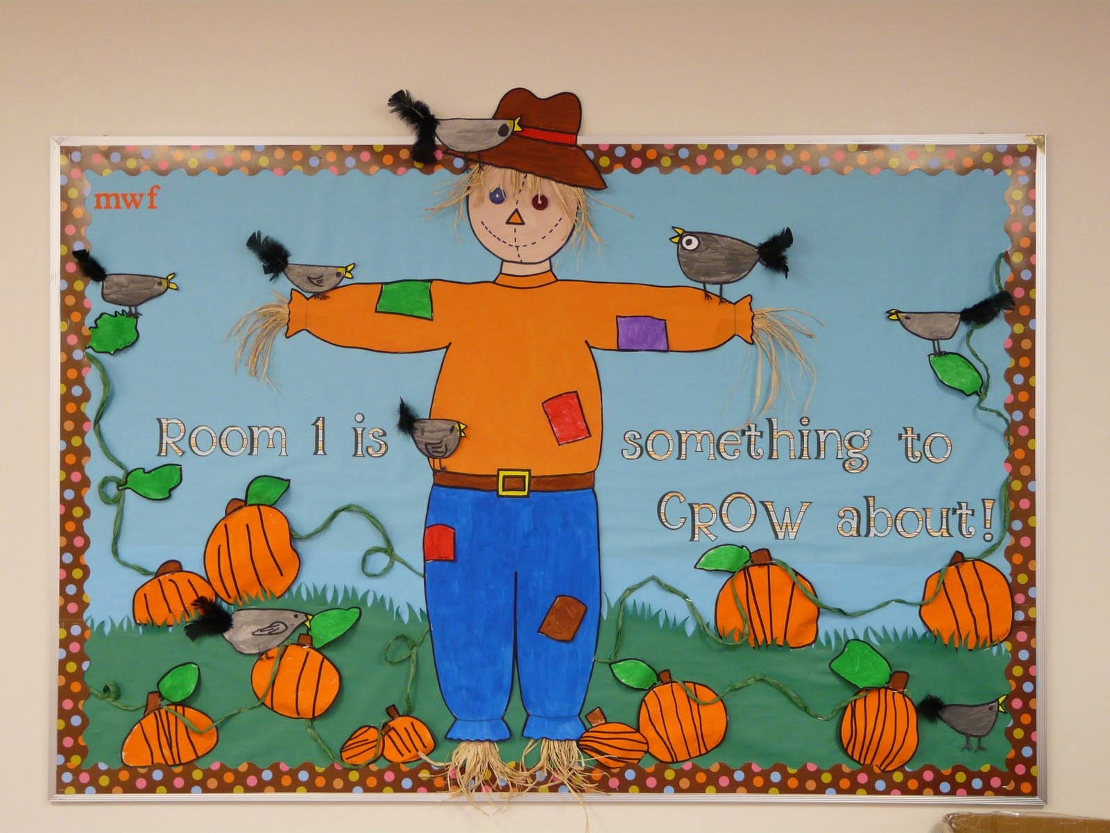 Bulletin Board Ideas: October 2010
